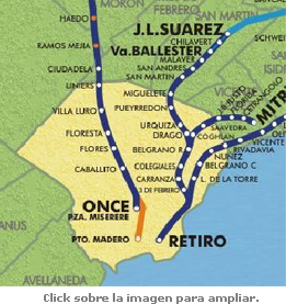 TRENES BUENOS AIRES