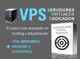 VPS - Servidores virtuales Argentina